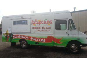 Jalapenos Truck